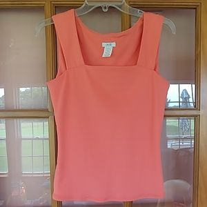 NWOT...Cache Coral Top